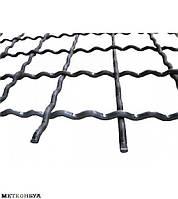 Канилированная сетка  40х25х3 мм