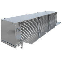 Воздухоохладитель для хранения плодоовощной продукции ECO FTE 405A07 ED