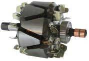 Якорь (ротор) генератора SAAB 9000, AUDI 80, 90, 100, A4, A6, A8, BMW 3, 5, 7, 8, Z3, OPEL VECTRA, VW PASSAT