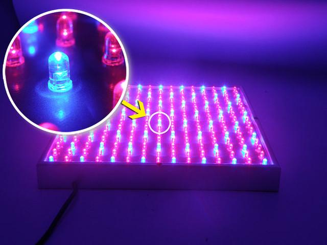 Фито-панель для подсветки аквариума 15W - для роста рыб, водорослей и коралловых рифов - LED-Expert: компьютерная и бытовая техника (телевизоры, ноутбуки, планшеты), фитолампы для растений в Киеве