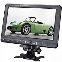 Автомобильный портативный телевизор Nokasonik 909. 12 - 220 В. USB, MP3, MPEG-4, MS SD MMC, JPEG Playback