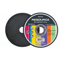 Диск отрезной по металлу, 115х1,2х22, Resource 17-502