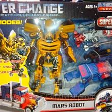 Детский робот трансформер Бамбелби 0001.
