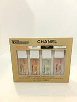 Набор парфюмов с ферамонами  4 шт по 15 мл CHANEL СОСО