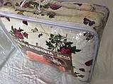 Двуспальное одеяло из овечьей шерсти, фото 2