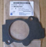 Прокладка корпуса дроссельной заслонки Ланос GM, фото 1