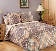 Двуспальное постельное белье Голд