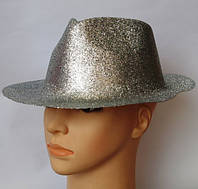Блестящий карнавальный головной убор, шляпа «Shine»