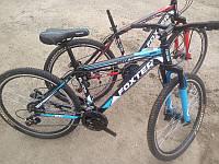 Велосипед 26'' Foxter Ares горный mtb алюминиевая рама