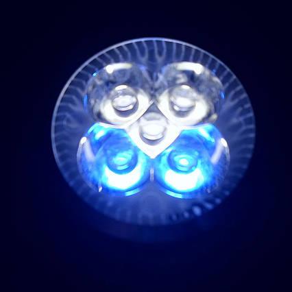 Фитолампа светодиодная для аквариума 15W цоколь Е27 - для роста рыб, водорослей и коралловых рифов, фото 2