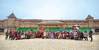 Лучшие лучники соревновались в Парке Киевская Русь