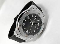 Мужские часы HUBLOT - GENEVE BIG NUMBER, цвет сталь, черный циферблат