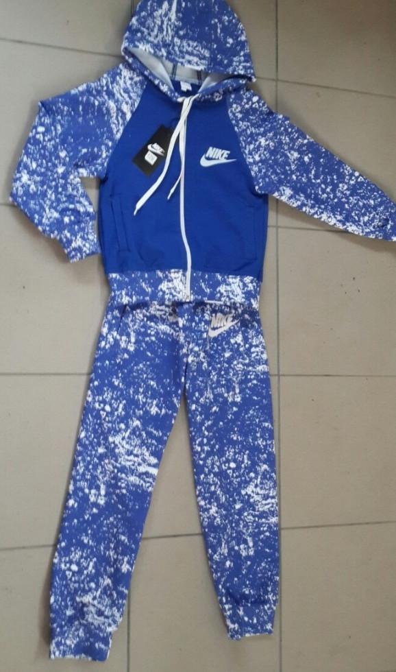 Детский спортивный костюм на манжетах