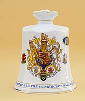 Коллекционный колокольчик AYNSLEY, фарфор, Англия, фото 1
