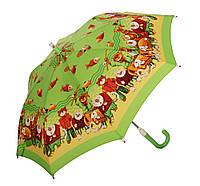 Детский зонт Zest Рыбалка со СВЕТОДИОДАМИ (механика) арт. 21551-20