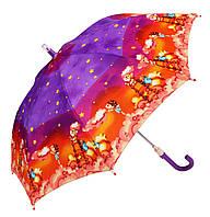 Детский зонт Zest Феи со СВЕТОДИОДАМИ (механика) арт. 21551-12