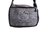 Школьная сумка через плечо Hello Kitty 303172