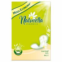 Ежедневные прокладки Naturella Сamomile Нормал 100 шт.