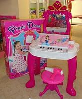 Детское трюмо с пианино 2033