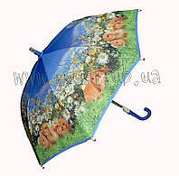 Детский зонт Zest Кролики ( механика со СВЕТОДИОДАМИ ) арт. 21551-4
