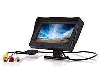 Автомобильный монитор TFT LCD 4.3 дюйма, фото 1