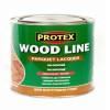 Пропитка защитная ЛАКОВАЯ для дерева WOOD LINE Lacquer Stain, для декоративной отделки окон, мебели и др строительных элементов, PROTEX, палисандр,
