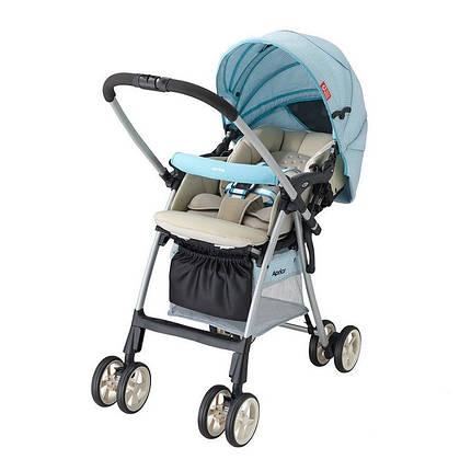 Дитяча прогулянкова коляска Aprica LUXUNA Light CTS, фото 2