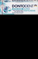 DONTODENT Haftcreme extra stark, 40 g - Крем для фиксации зубных протезов, экстрасильный, 40 г