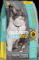 Nutram I17 Ideal Solution Support  Indoor Cat, 20 кг
