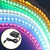 Светодиодная лента для подсветки аквариума 24LED, 48LED, 120LED (с блоком питания)