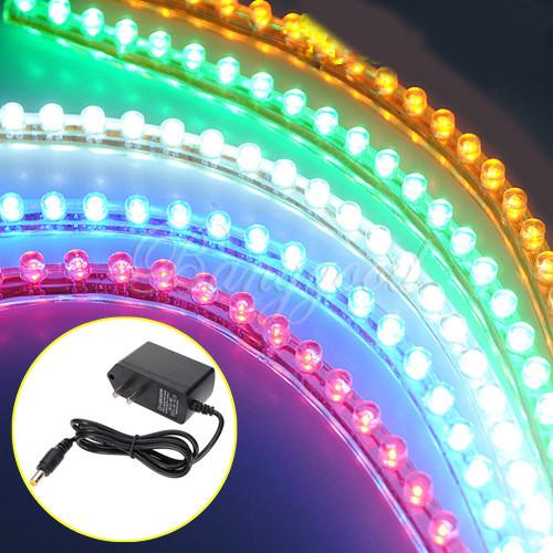 Светодиодная лента для подсветки аквариума 24LED, 48LED, 120LED (с блоком питания) - LED-Expert: компьютерная и бытовая техника (телевизоры, ноутбуки, планшеты), фитолампы для растений в Киеве