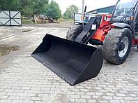 Земляний ковш 1,6 м3 для погрузчика  JCB, Manitou, фото 1