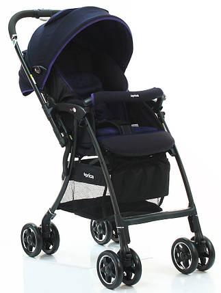 Детская прогулочная коляска Aprica LUXUNA CTS, фото 2