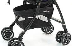 Детская прогулочная коляска Aprica LUXUNA CTS, фото 3