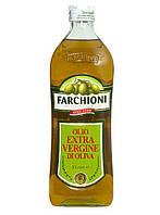 Оливковое итальянское масло Farchioni Olio Extra Vergine 1 л., фото 1