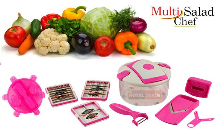 Овощерезка Multi Salad Chef , фото 2