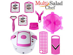 Овощерезка Multi Salad Chef , фото 3