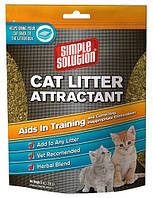 Ss11606 Simple Solution Cat Litter Attractant, 255 гр