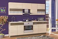 Гармония Мебель Сервис кухня модульная 2400 мм