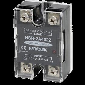 Однофазные реле, управление 90-264V AC, напряжение нагрузки 90-264V AC(низкое)