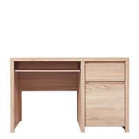 Каспиан стол письменный BIU 1D1S (Gerbor/Гербор) дуб сонома
