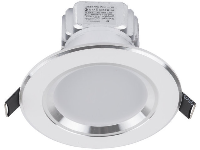 CEILING LED WHITE 3W
