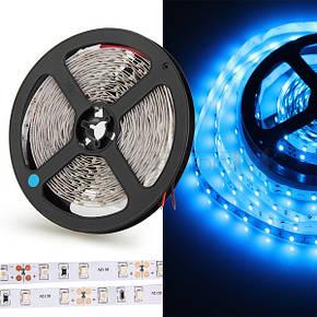 Светодиодная лента для подсветки аквариума 3528 SMD 300 шт. диодов - 5м. (без блока питания), фото 2