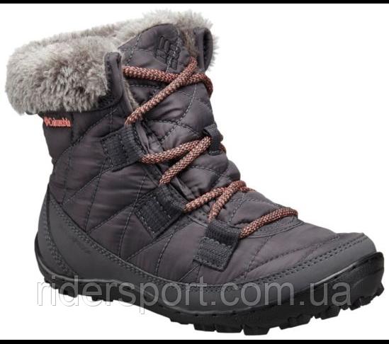 женские ботинки COLUMBIA YOUTH MINX BY1334 011