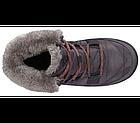 женские ботинки COLUMBIA YOUTH MINX BY1334 011, фото 2