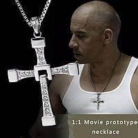 Крест Торетто (Кулон Вин Дизеля)