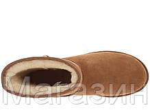 Женские угги UGG Australia Classic Mini, мини угги австралия оригинал коричневые, фото 2