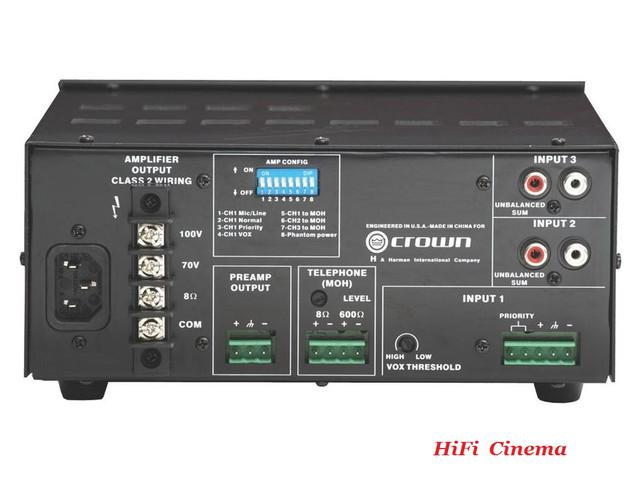 Трансляционный усилитель Crown 160MA