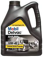 Моторное масло Mobil Delvac XHP ESP 10W-40 1л