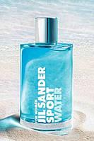 Женская туалетная вода  il Sander Sport Water for Women Jil Sander